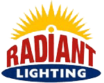 radiant lighting logo