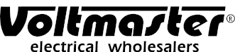 Voltmaster electrical wholesalers logo